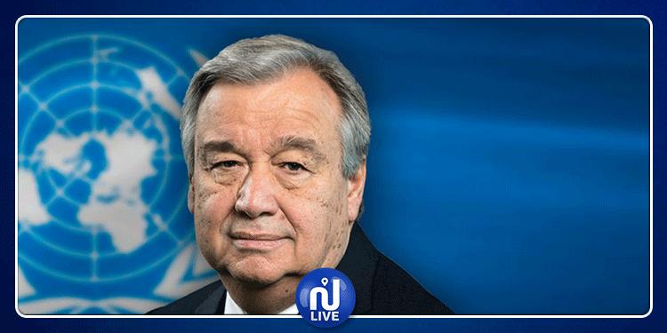 الأمين العام للأمم المتحدة يصل تونس اليوم