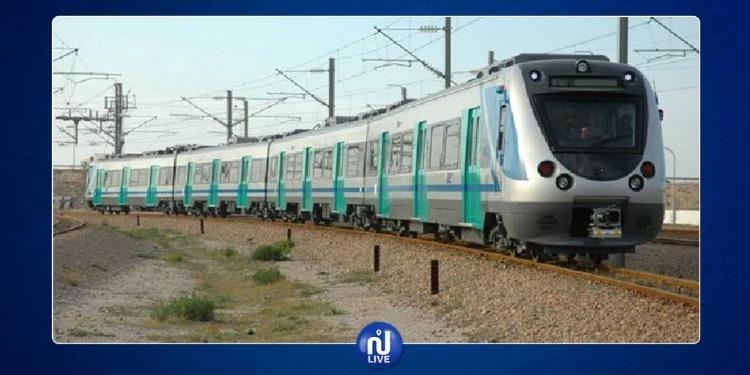تعديل ظرفي في حركة سير القطارات تونس-الدهماني