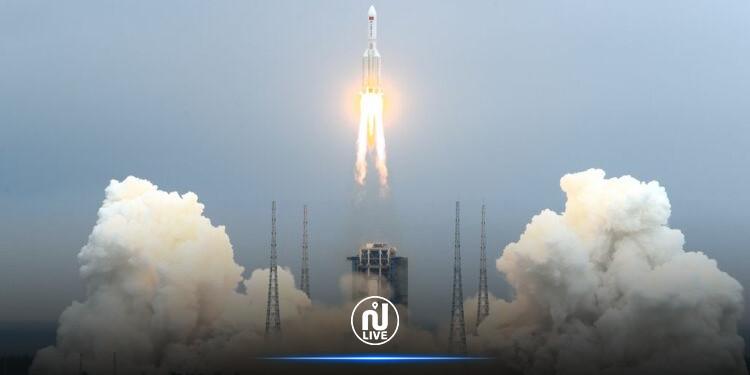 Les débris de la fusée chinoise entreront ce dimanche matin dans l'atmosphère