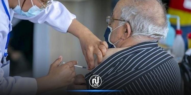 Covid : 33.725 vaccinations ces dernières 24h
