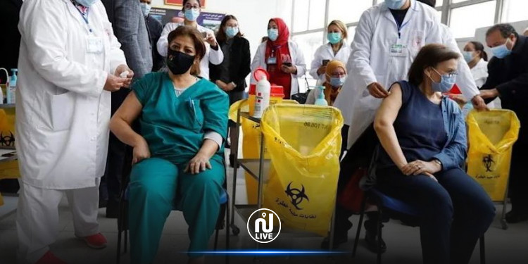 Covid : état d'avancement de la campagne de vaccination