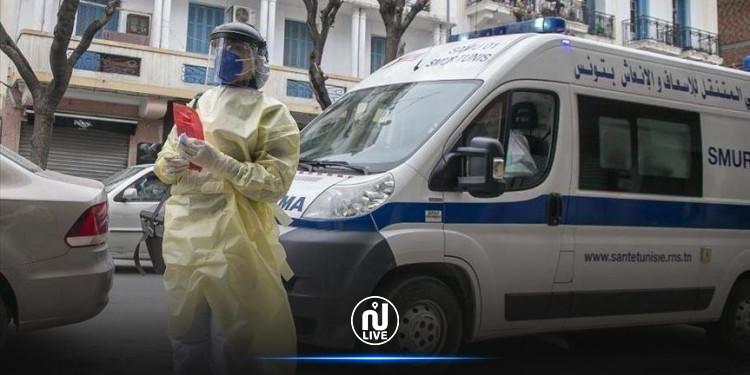 Covid : Plus de 2.000 nouveaux cas et 60 décès