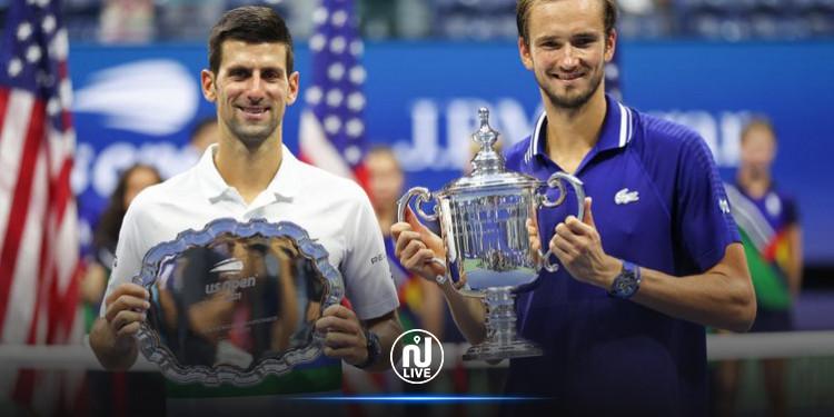 US Open : le nouveau tsar Medvedev