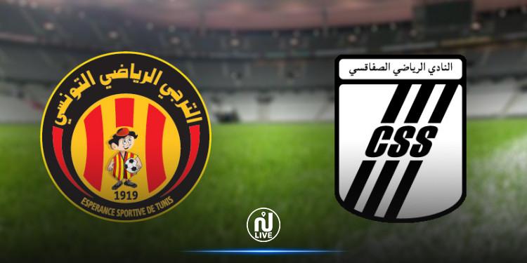 Footba: Super-coupe de Tunisie entre l'EST et le CSS