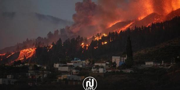 Espagne : un volcan des îles Canaries entre en éruption
