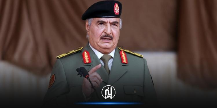 Présidentielle - Libye : Khalifa Haftar, devrait se présenter !