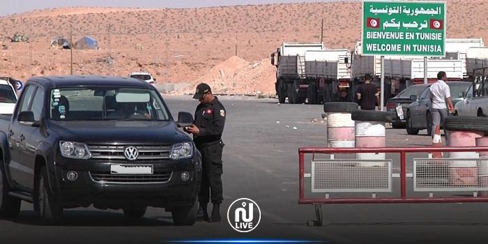 Ouverture des frontières avec la Libye