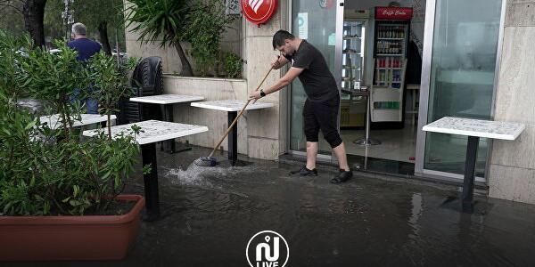 Sicile : L'équivalent d'1 an de pluie en 48h