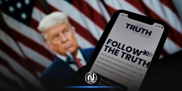 Donald Trump revient avec « Truth Social »
