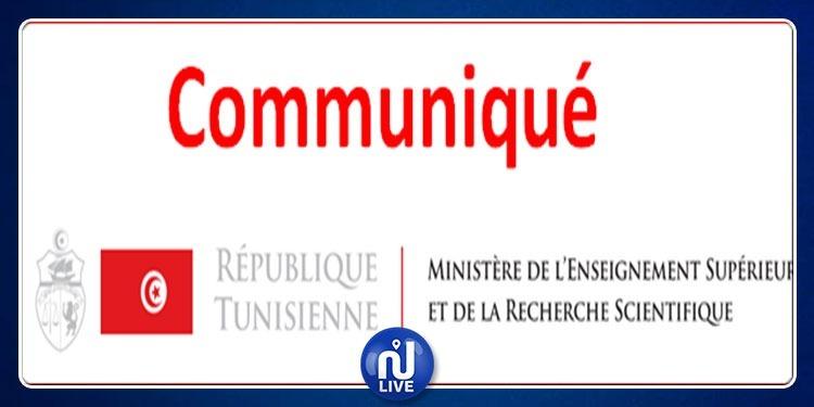 Nominations au ministère de l'Enseignement supérieur