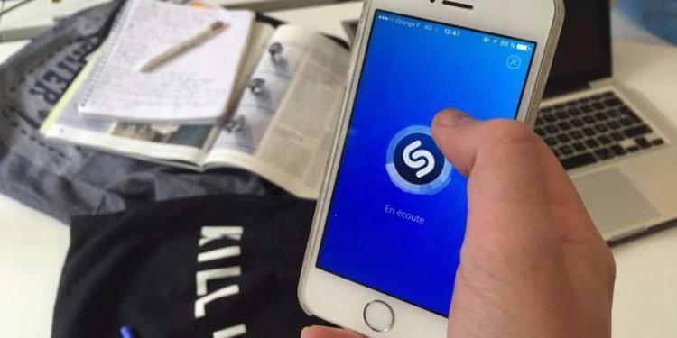 Technologie : Apple va acquérir Shazam