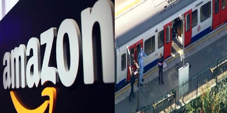 إعتداء مترو لندن: منفذ الهجوم اشترى القنبلة من موقع ''أمازون''