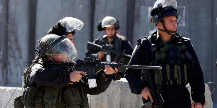 مقتل فلسطيني حاول القيام بعملية طعن في الضفة الغربية