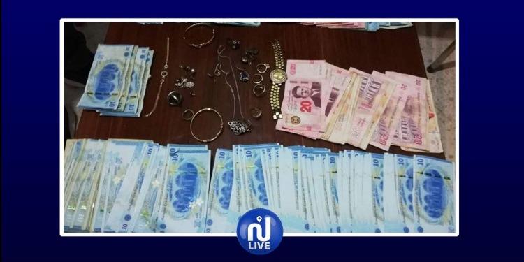 جندوبة: سرقة أكثر من 14 ألف دينار تكشف عن عصابة من التلاميذ (صور)