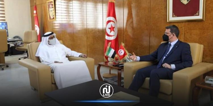 توقيع مذكرة تفاهم بين الطيران المدني التونسي والإماراتي