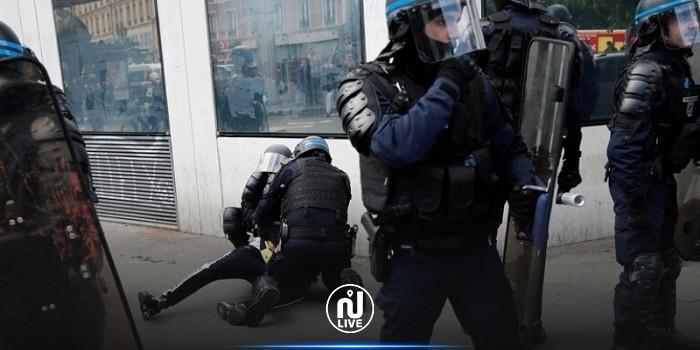 فرنسا: إصابات إثر اشتباكات بين الشرطة ورواد حفل مخالف للحظر