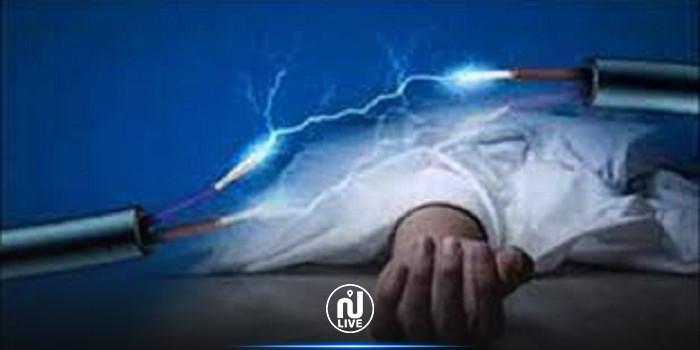 جندوبة: وفاة شاب إثر تعرضه الى صعقة كهربائية