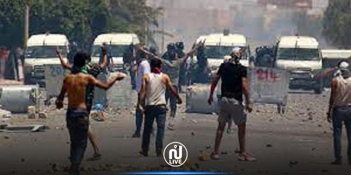 ارتفاع عدد الاحتجاجات في شهر ماي مقارنة بالسنة الفارطة
