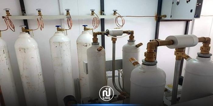 تعبئة 12 ألف لتر من الأوكسيجين من ليبيا لإرسالها إلى تطاوين