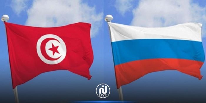 """الخارجية الروسية: """"يجب حلّ التناقضات الداخلية في تونس بالقانون دون غيره"""""""