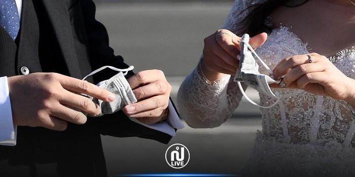 قفصة : حفل زفاف يتسبب في 68 اصابة بكورونا من جملة 74 تحليلا