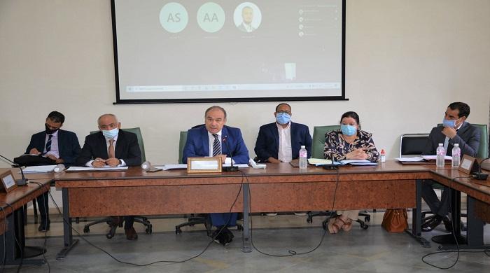 لجنة الشباب والشؤون الثقافية  تعقد جلسة استماع حول مشروع قانون الفنان والمهن الفنية