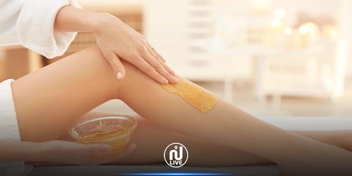 خطوات سهلة تخلّصك من ألم إزالة الشعر