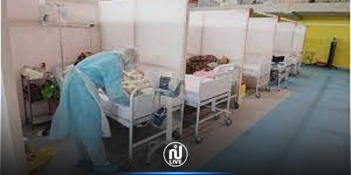 قفصة: استكمال تركيز المستشفى الميداني في غضون يومين