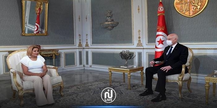 رئيس الجمهورية يؤكد على ضرورة استئناف إنتاج الفسفاط