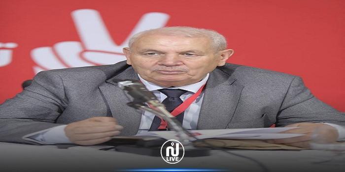 مصطفى بن أحمد : ''سعيّد أراد فقط أن يرد رد قاسي على الجماعة اللي تجمعوا ضده أمام المسرح''