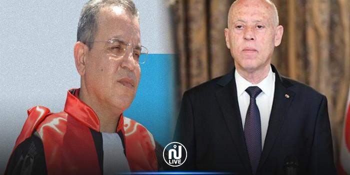 القاضي أحمد الرحموني: قيس سعيد يغير تسمية الثورة ''بأمر  رئاسي''