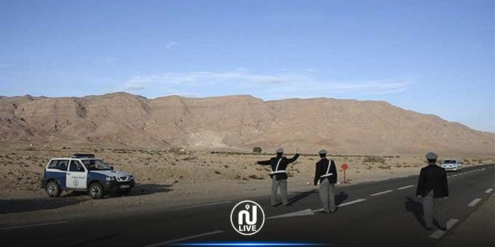 القصرين: حجز شاحنة محملة ب5 أطنان من اللحوم الحمراء معدّة للتهريب