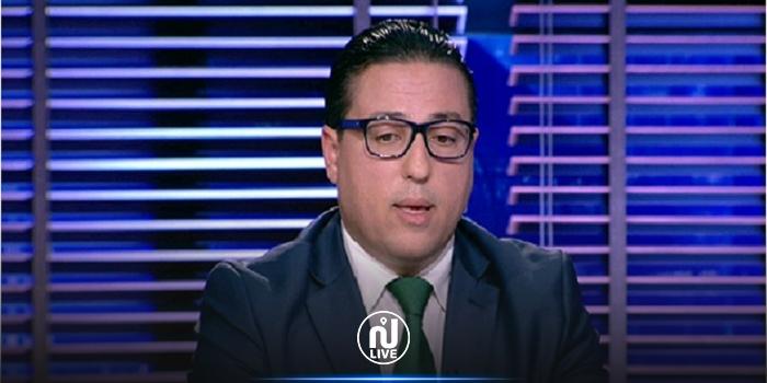 هشام العجبوني: رئيس الجمهورية فكره فاشي وما قام به فضيحة في حق القانون