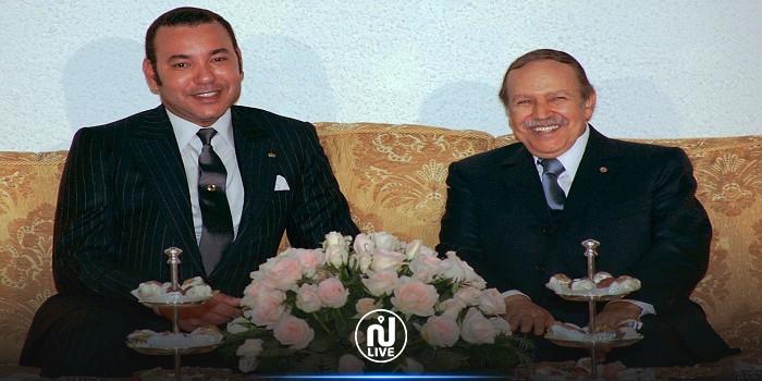 رغم الأزمة الدبلوماسية.. ملك المغرب يعزي الجزائر في وفاة بوتفليقة
