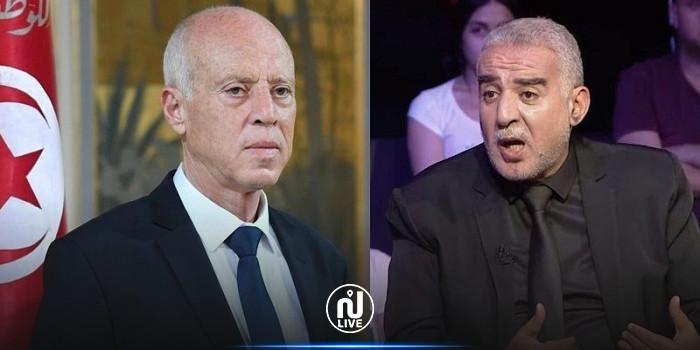 زياد الهاني: قيس سعيّد يستحوذ على السلطة وينصّب نفسه حاكما مطلقا على تونس