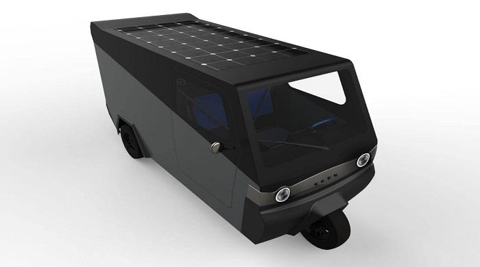 قريبا: أول سيارة تونسية تعمل بالطاقة الشمسية