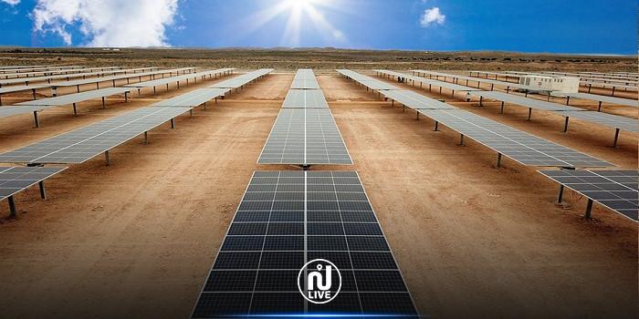 الانطلاق في مشروع ربط محطة تطاوين لإنتاج الكهرباء من الطاقة الشمسية