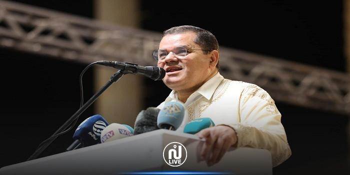 عبد الحميد الدبيبة : لن نسمح بعد اليوم بالانقسام مهما كانت الأسباب
