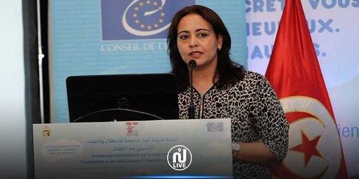 الكريديف يهنّئ روضة بيوض لتوليها خطة مديرة الشرطة العدلية بوزارة الداخلية