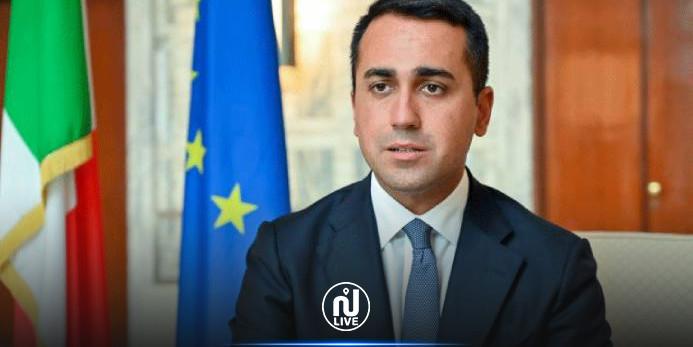وزير الخارجية الإيطالي يأمل تسريع عودة العمل المؤسساتي بتونس