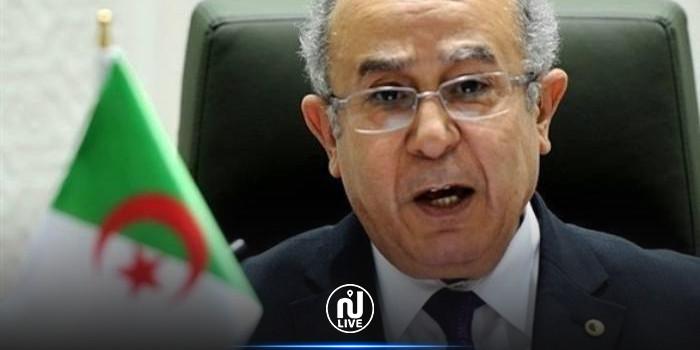 وزير الخارجية الجزائري: إغلاق المجال الجوي أمام الطائرات الفرنسية ''قرار سيادي''