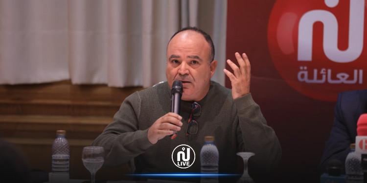 محمد بوغلاب: رصيد ''الهايكا'' يتلخص في حصد الخطايا وغلق القنوات