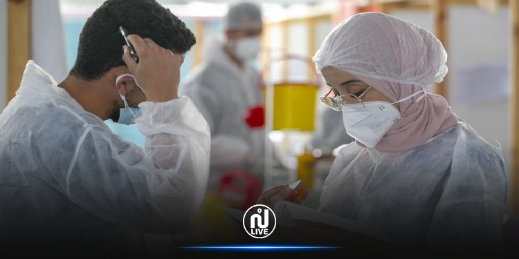 تونس: حالة وفاة واحدة و124 إصابة جديدة بكورونا