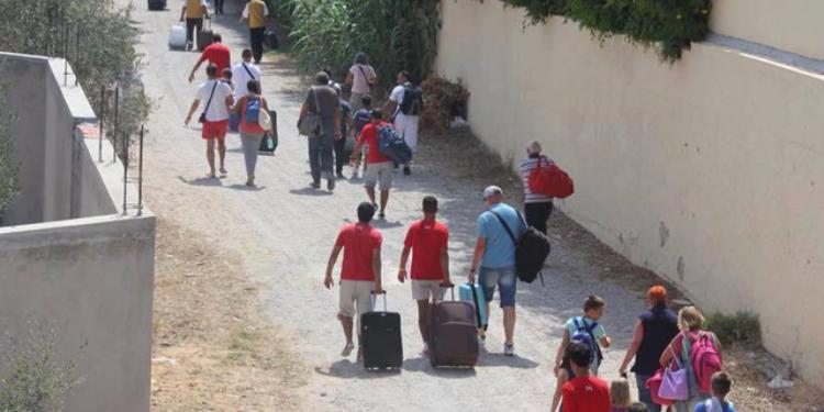 الهجوم الإرهابي على سوسة : 2800 سائحا يغادرون القنطاوي