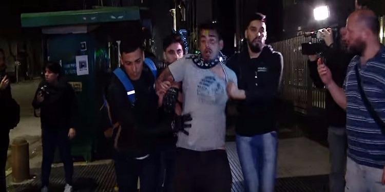 اشتباكات عنيفة بعاصمة الأرجنتين تسفر عن إصابة 17 شخصا (فيديو)