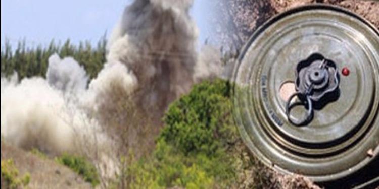 القصرين: نقل جثماني المتوفيتين في إنفجار لغم إلى منازلهما