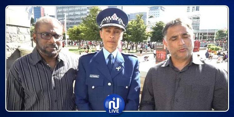 بـ''السلام عليكم''.. شرطة نيوزيلندا توّجه خطابا للمسلمين