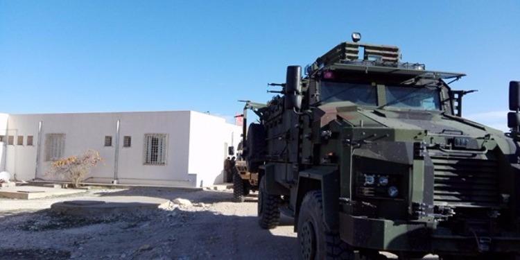 القصرين: دوي إنفجار بعمق جبل تويشة وتواصل العملية العسكرية (فيديو)