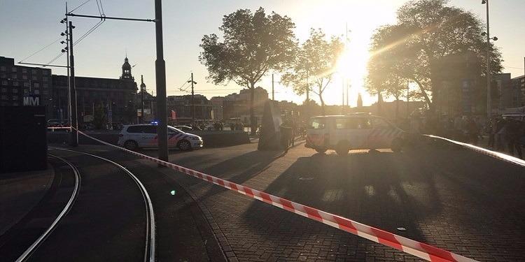 هولندا: إصابة 5 أشخاص في حادث دهس وسط أمستردام