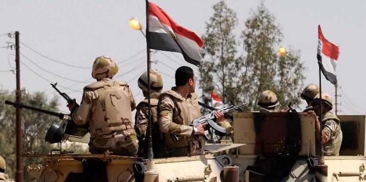 سيناء: القبض على 7 إرهابيين بعد الهجومين اللذين تسببا في مقتل 9 أشخاص